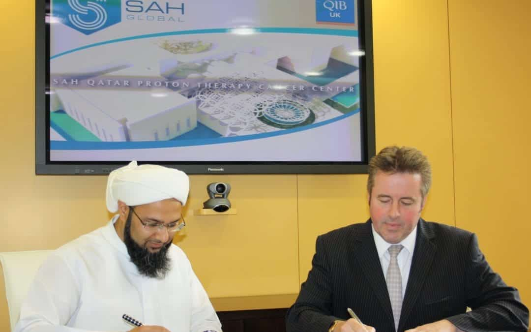 SAH Global Appoints QIB (UK) PLC as Financial Advisor and Arranger For Proton Therapy Cancer Treatment Center In Qatar