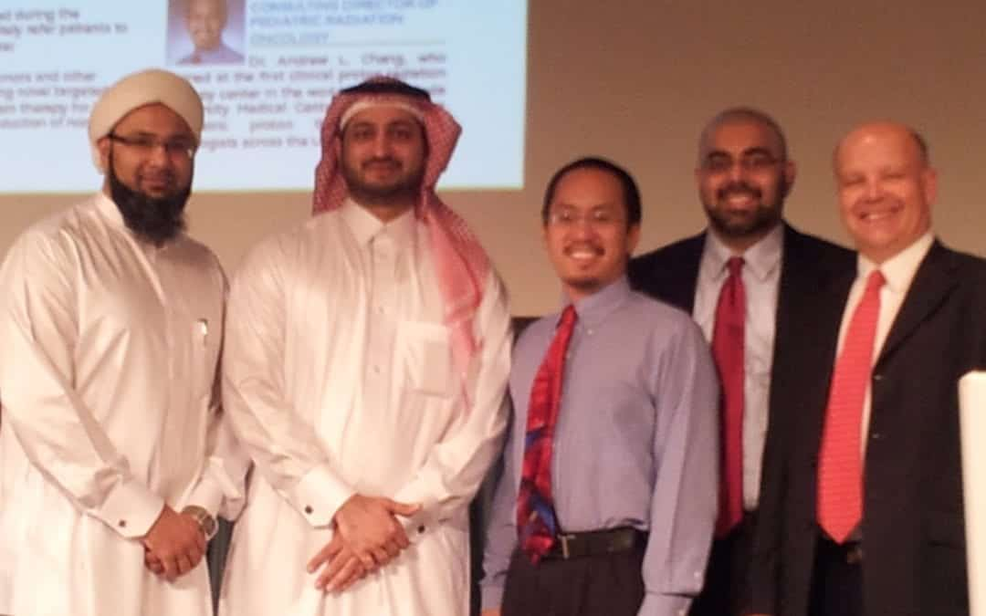 SAH Global conducts the first Proton Therapy Symposium in Dubai