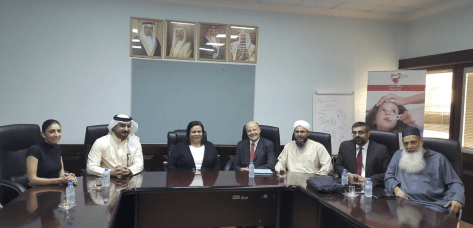 The Undersecretary of the Ministry of Health Welcomes the SAH Global Executive Team