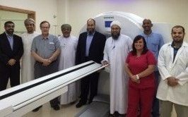 SAH Scans the First Ever PET/CT Patient In the Sultanate of Oman
