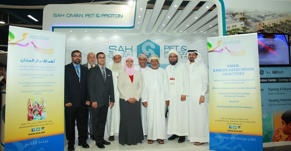 SAH Global and the Oman Cancer Association sign to provide Proton Therapy to Omani citizens and residents