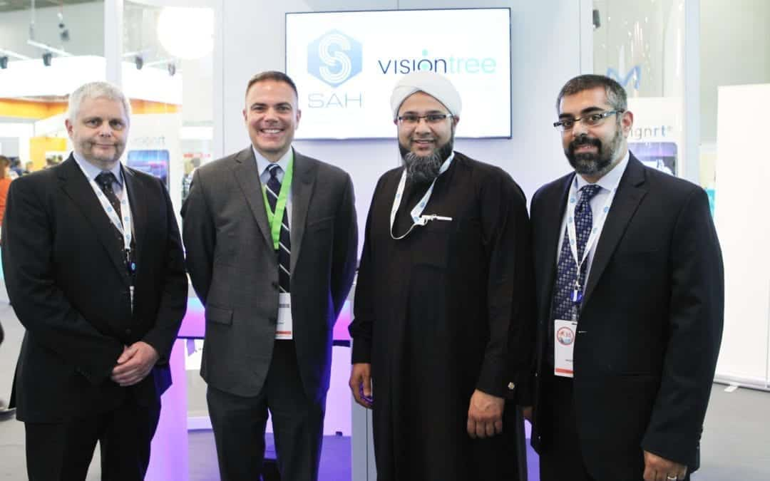 SAH Global Partners with VisionTree to Improve Patient Outcomes Through Its Innovative Cloud Based Solution