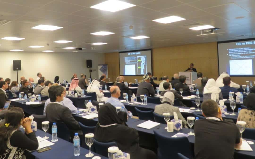 Dr. Thornton and Dr. Chang Lead the Oncology Sessions for Proton Therapy at Arab Health Congress