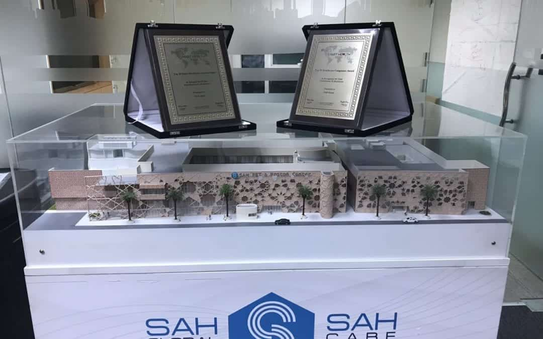 "SAH Global named ""Top 50 Healthcare Company"""